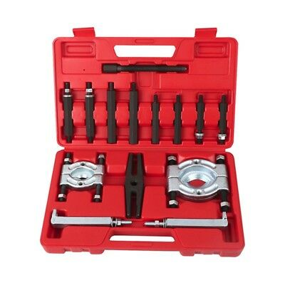 """Bearing Puller Separator Set 2"""" ; 3"""" Splitters Long Jaw Gear Pulley Removal V3T4"""