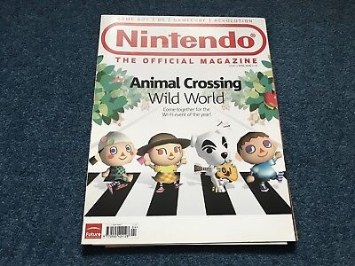 Nintendo Official Magazine - Issue 2 April 2006
