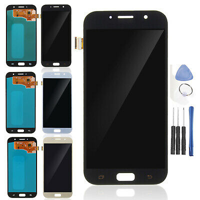 OLED LCD Display Touchscreen Digitizer für Samsung Galaxy A7 2017 A720 SM-A720F