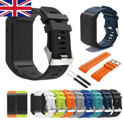 For Garmin Vivoactive HR Bracelet Replacement Silicone Watch Wrist Strap Band