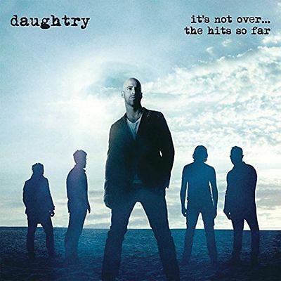 It's Not Over: The Hits So Far by Daughtry Music CD Sealed American Idol Home