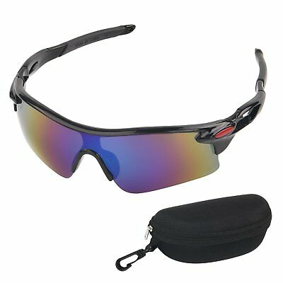 New Polarized Sports Sunglasses Eyewear For Cycling Running Driving Fishing Golf