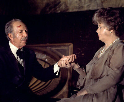 Shelley Winters and Red Buttons photograph - L6246 - The Poseidon Adventure