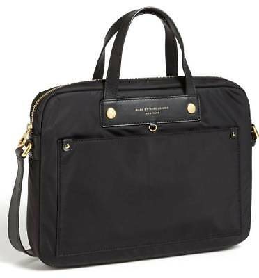 MARC by MARC JACOBS Preppy Nylon Laptop Bag 13'' - New