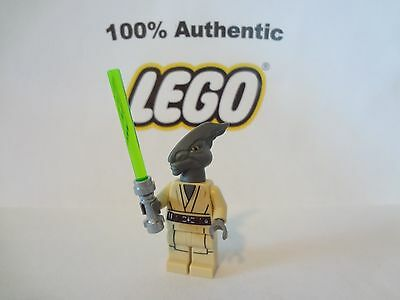 Authentic LEGO Star Wars Coleman Trebor Jedi Minifigure Minifig 75019 AT-TE