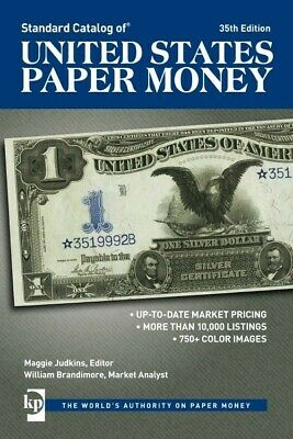 Standard Catalog of United States Paper Money US Currency Collection Pricelist