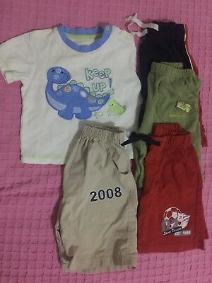 0d76db80a6a1 BABY BOY Clothes bundle 9-12 Months - £1.50