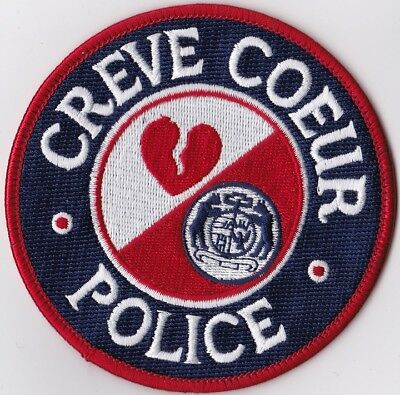 Creve Coeur Police Patch Missouri MO NEW !!!