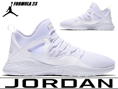 the best attitude 0a213 51633 Nike Air Jordan Formula 23 X Basketballschuhe Gr.44,5 Weiß NEU NP