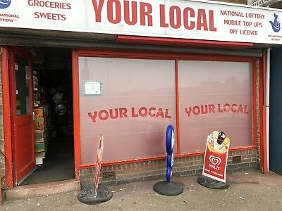 Off Licence And General Store For Sale