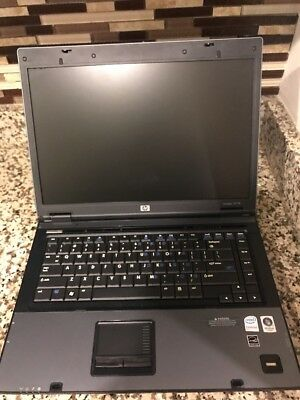 HP 6710B Intel Core 2 DUO T7100@1.8GHz 1GB Ram DVD+RW,WiFi NO HDD,CADDY and AC
