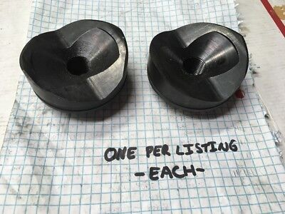 """(1) Nos Greenlee 2-1/2"""" 74Mm Conduit Replacement Punch 5004175 #6170"""