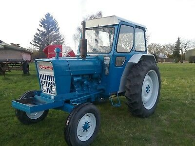 Ford 4000 Tractor 1970