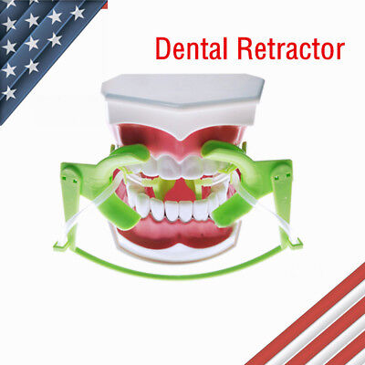 Dentist Oral Dry Field System Nola Retractor Orthodontic Lip Cheek Retractor CA