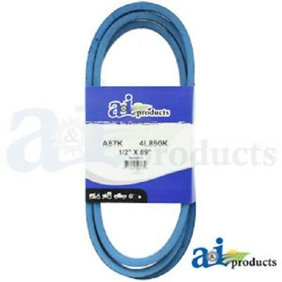 """Any Size You Need 4L V-Belt 1//2/"""" made with Kevlar Multiple Lengths"""
