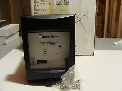 New BASLER BE1-50 OverCurrent Relay NIB OVER CURRENT