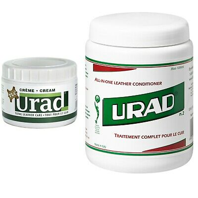 URAD Natural All In One Self Shining Cream Polish Leather Conditioner Color Size