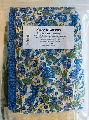 Nancy's Notions Berry Patch Table Topper Kit