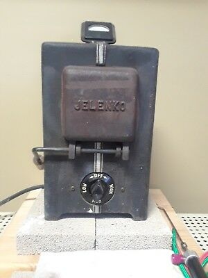 Jelenko Dental Kiln / Burn Out oven 1960s works excellent, no issues!