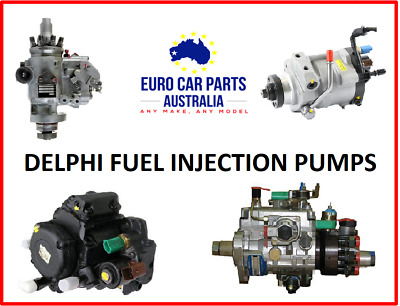 33100-4X500 Delphi Fuel Injection Pump For Hyundai / Kia 2001 Onwards