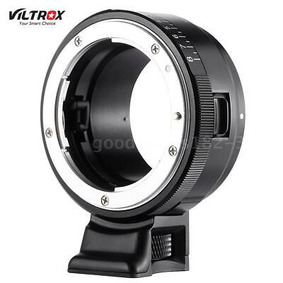 VILTROX DSLR Camera Lens Adapter Ring for Nikon G/F/AI/S/D Lens to SONY E Mount