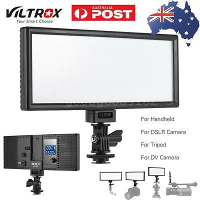 Viltrox L132T Professional LED Video Light Photography Fill Lamp for DSLR Camera