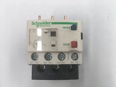 SCHNEIDER LRD10  4-6A OVERLOAD  RELAY MOTORS TeSys - 034679