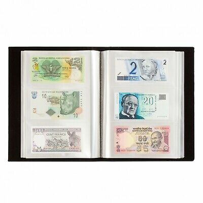Banknotes Collection Currency Album Lighthouse VARIO For 300 Bills 3 Pockets