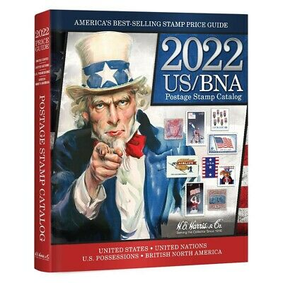 2019 US / BNA Postage Stamp Catalog Ultimate Price List Best Guide Book New