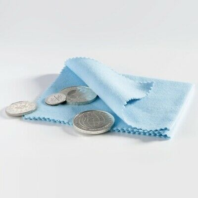 Lighthouse Quality Coin Polishing Fleece Cloth Silver Jewelry Wiping
