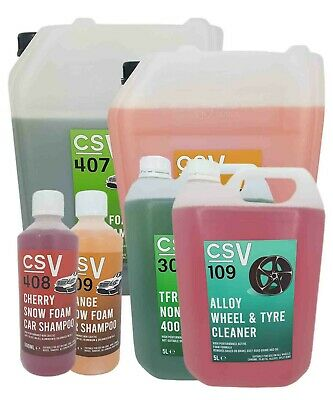 XTREME Traffic Film Remover / TFR / Snow Foam / Alloy Cleaner / Multi-listing