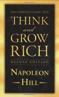 Hill Napoleon-Think And Grow Rich  HBOOK NUOVO (Importazione USA)