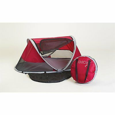 KidCo Pea Pod Infant/Child Travel Bed in Cranberry  #3 - 6