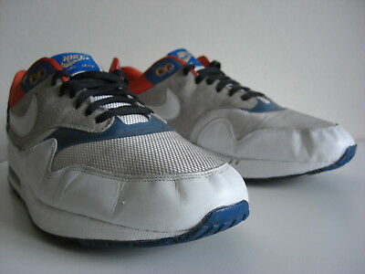 2007 NIKE AIR Max 1 87 Friendly Football Cement Pack 308866