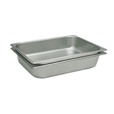 Full Size Commercial Restaurant Equipment Stainless Steel 4 Inch Deep Tray Pan