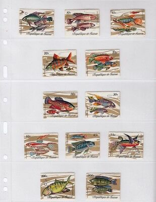 Stamp Stock Pages Lighthouse Vario 5C Clear Pages 5 Rows Pack of 5 New Free S&h