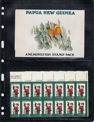 Lighthouse Vario 2S Black Pages 2 Pockets Professional Pack of 25 Stamp Banknote