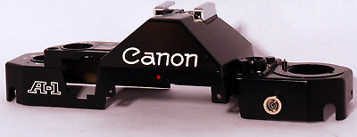CANON A-1 A1 TOP COVER ASSEMBLY - New Genuine Part - Black Cover