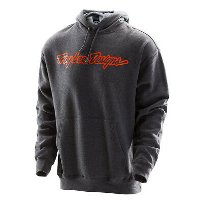 Troy Lee Designs Signature Pullover Hoodie Off road motocross