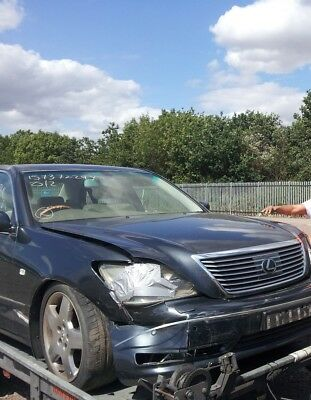 2004 lexus ls 430 ls430 owners manual operaters user guide book v8 lexus ls430 exhaust tips 2004 2006 facelift breaking sciox Gallery
