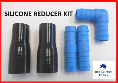 Mann & Hummel Provent 200 Reducer Kit. 25Mm - 19Mm Silicone Inc Hose Joiners