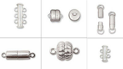Magnetic Clasps - 925 Sterling Silver