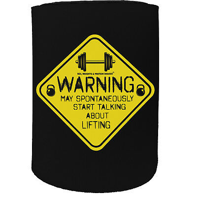 Stubby Warning May Start Talking About Lifting Gym Bodybuilding Funny Birthday