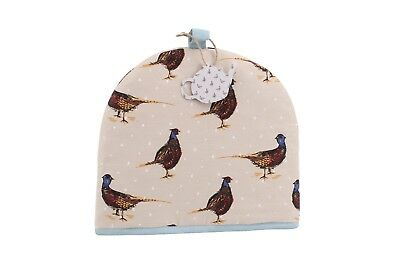 Pheasant fabric Tea cosy