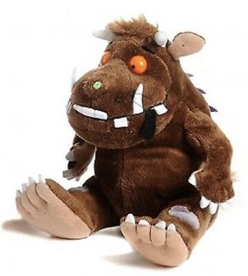 PLUSH SOFT TOY The Gruffalo 23cm - from the book by Julia Donaldson