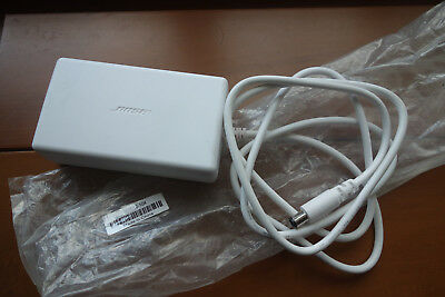 NEW Power Supply PSM36W-208 White for Sounddock Series II III ROUND PLUG