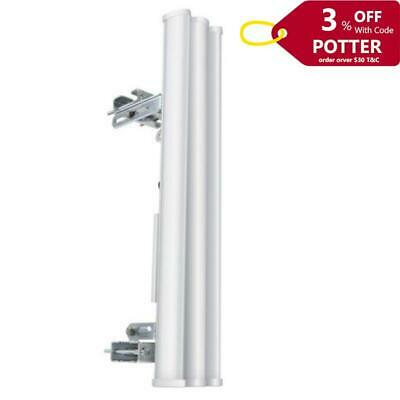 Ubiquiti Networks 2.4GHz 16dBi 2x2 MIMO BaseStation Sector Antenna AM-2G16-90