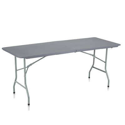 TABLE DE JARDIN Pliant Table Camping Picnic Plateau Pliable ...