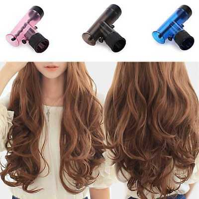 Hair Dryer Diffuser Magic Wind Spin Detachable Curl Hair-Diffuser Roller Curler