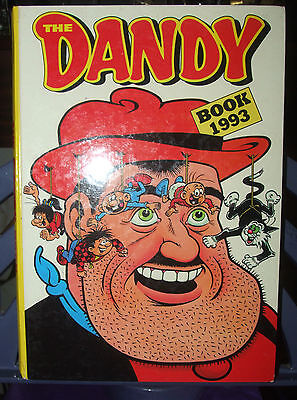 The Dandy Book 1993 Price Unclipped